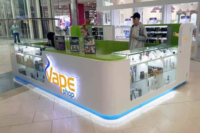 AVM standları, market standı, ürün tanıtım ahşap standlar, fuar standları