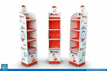 Ürün Teşhir Standları, Tel Stand, Plastik Teşhir Standı