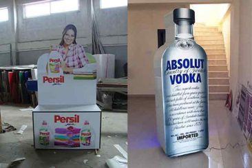 Ürün Teşhir Standları, Tanıtım Standı, Plastik Tanıtım Standları