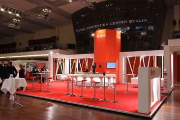 Wooden ExhibitionStands, Stands In Turkey, Modular Stand Designs