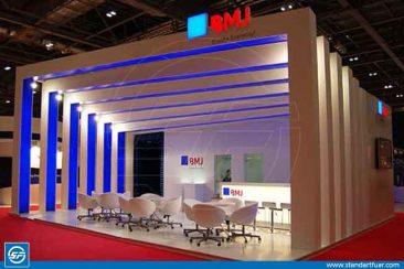 Custom Exhibition Stand Models, Modular Exhibition Stand Designs