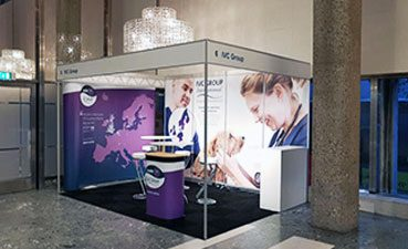 Congress Stand Models, Custom Exhibition Stand Designs