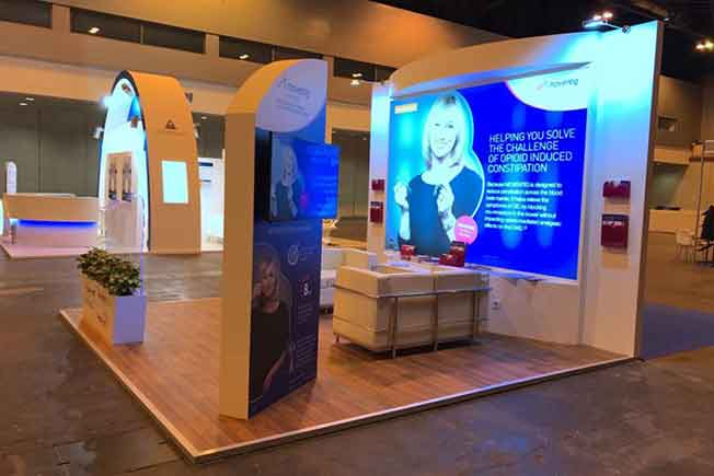 Wooden Exhibition Stand Models, Stands In Turkey, Custom Exhibition Stands