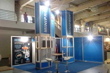 Custom Stand Models, Modular Exhibition Stand Models