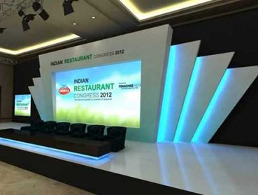 Stage Designs, Conference Decors, Event Stand Models