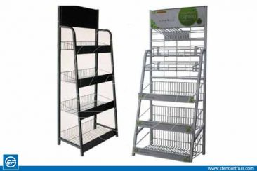 Wire Product Stand Models, Display Stands