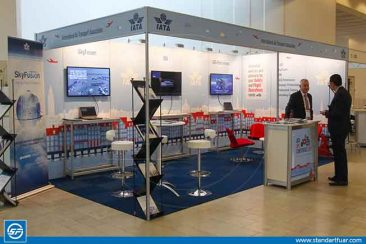 Modular Exhibition Stands, Maxima fair Stand Designs, Stands