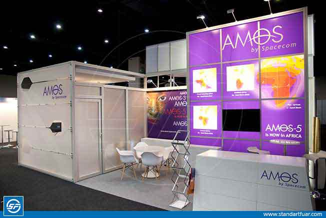 Stand Contractor In Tukey, Turkey Exhibition Stand Contractor