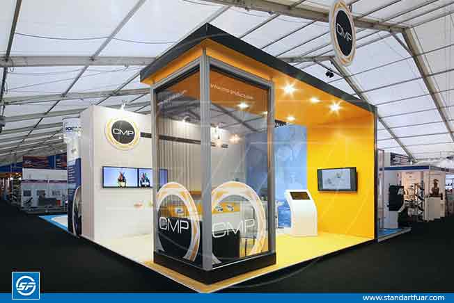 Exhibition Stand Pinterest, Wooden Exhibition Stands, Creative Wood Booth Design