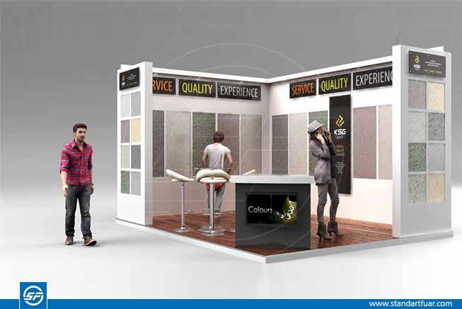 Modular Exhibition Stand, Exhibition Stand Pinterest